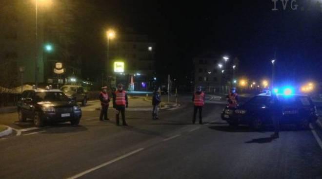 controlli notte carabinieri cairo