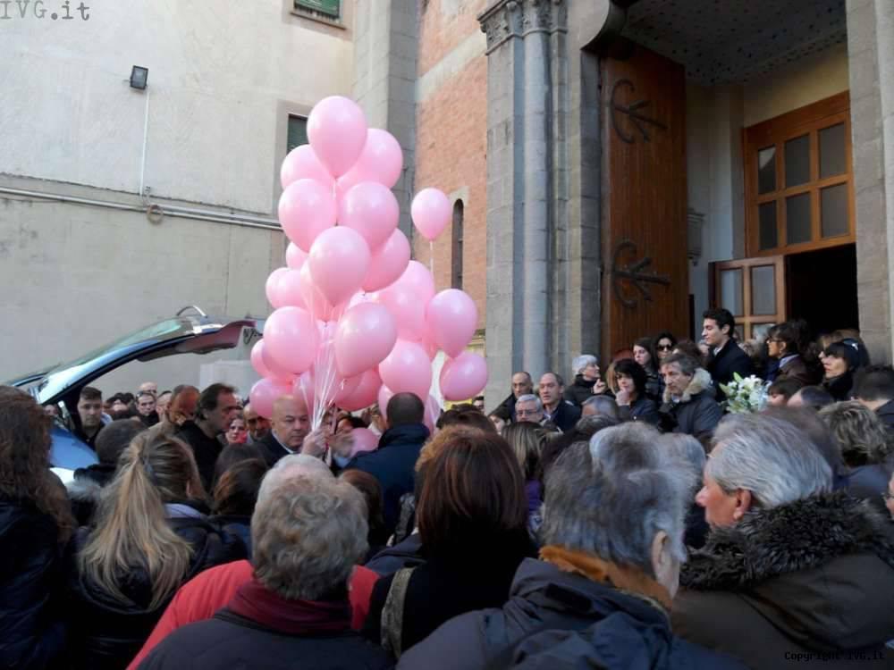 Funerale Martina - Albenga