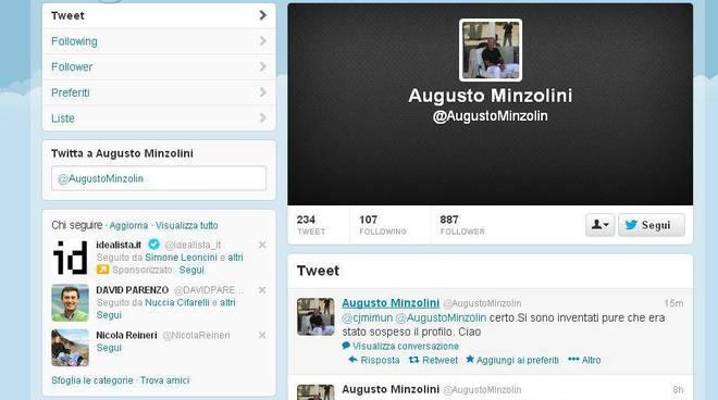 minzolini twitter