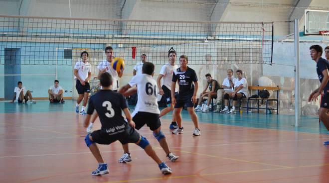 pallavolo maschile Serie D