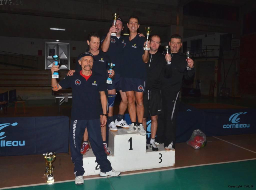 podio provinciali tennistavolo doppio_Assoluto