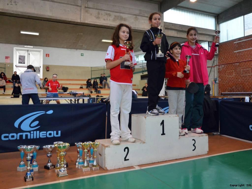 podio provinciali tennistavolo Quinta_Categoria_f