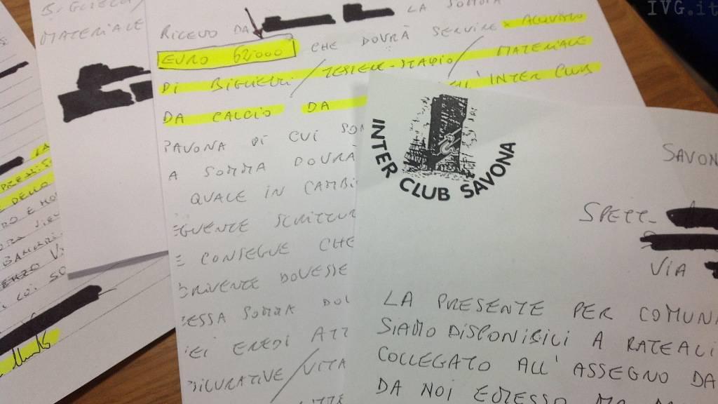 polmare: truffa inter club