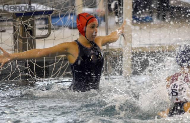 Solveig Stasi Rapallo pallanuoto femminile