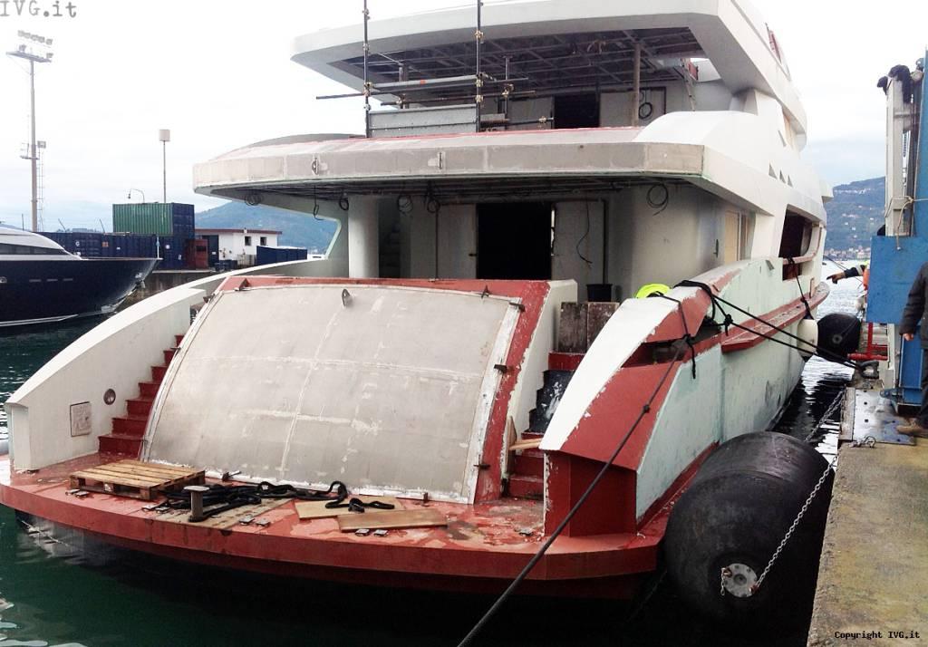 Yacht Frey