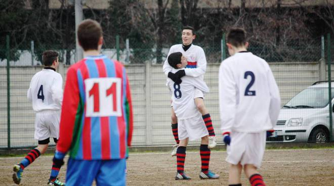calcio giovanissimi regionali vado
