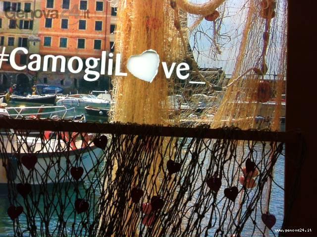 camogli love san valentino camogli