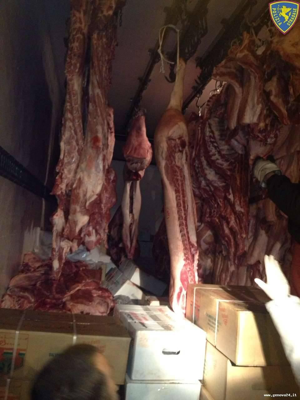 carne polstrada