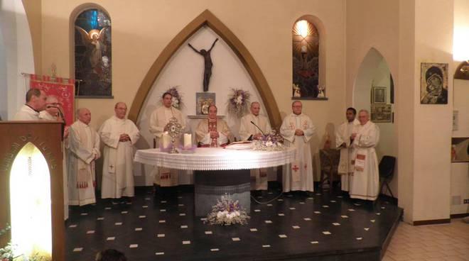 messa oratorio salesiani varazze