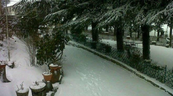 neve genova febbraio 2013