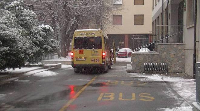 neve scuolabus