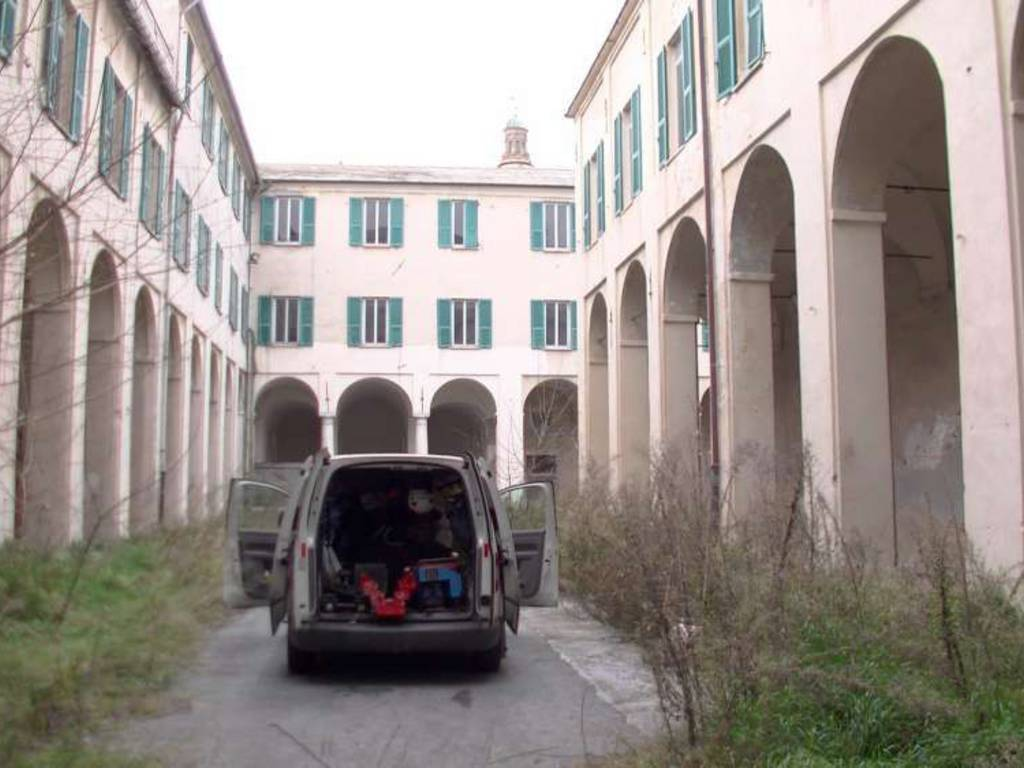 Palazzo Della Rovere intervento