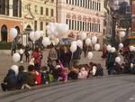 palloncini in de ferrari cancro infantile
