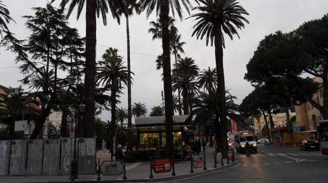 piazza popolo albenga
