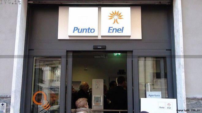 Punto Enel a Savona