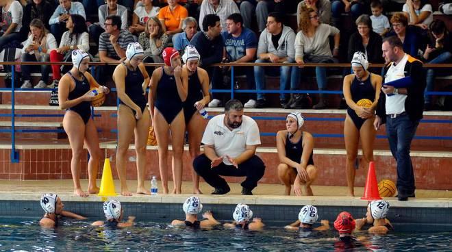 Rapallo Nuoto pallanuoto serie a femminile