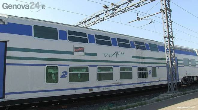 vivalto treno