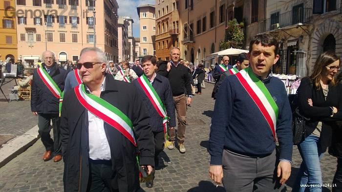 anci sindaci a roma