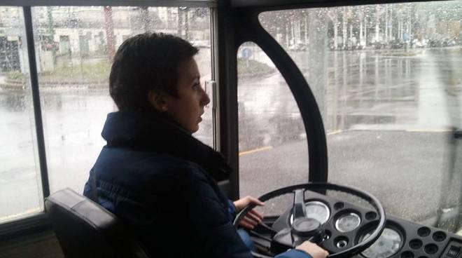 autobus autista