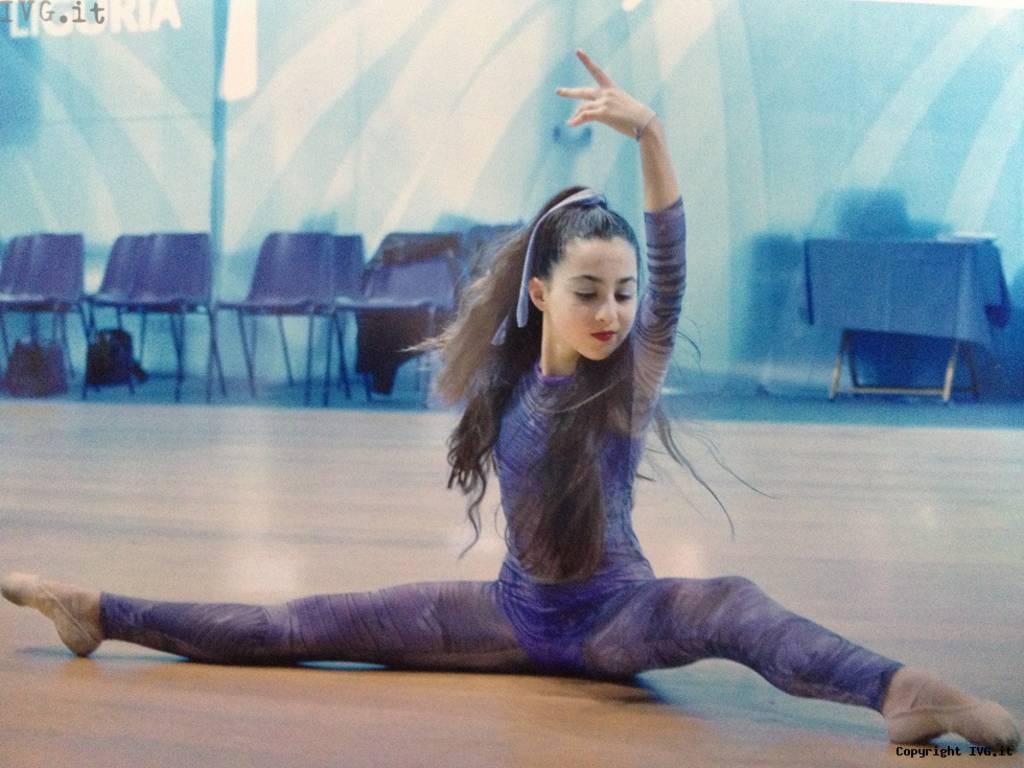 danza sportiva bambine