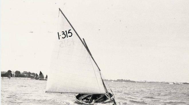 dinghy centenario vela
