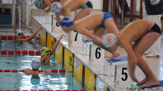 Esordienti nuoto
