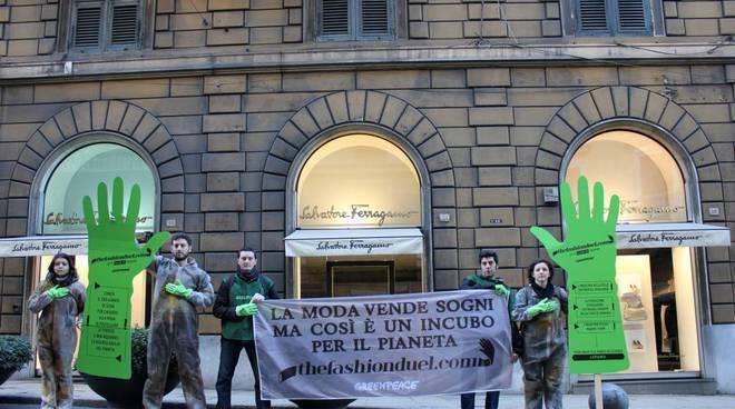 greenpeace guanti verdi