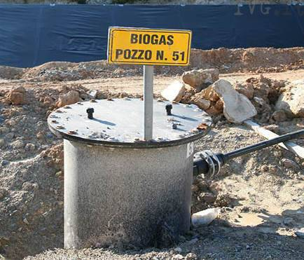 pozzo biogas