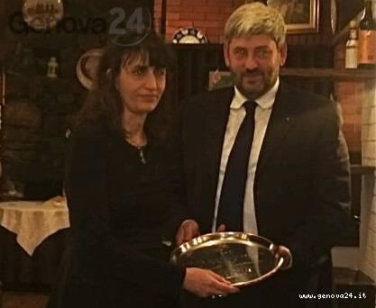 premio rebora 2013, antonella campanini e gianluca buccilli