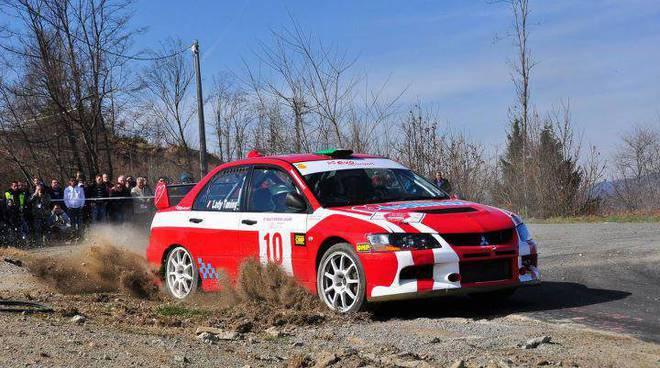 Rally Riviera Ligure