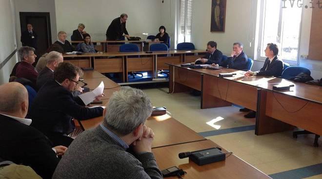 Vado Ligure Incontro pubblico Tirreno Power