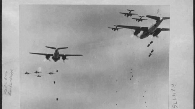 1944, bombardamento di albenga