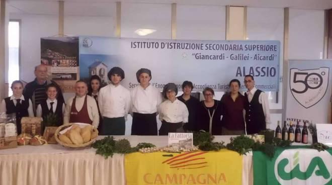 Alberghiero di Alassio a Fior d'Albenga