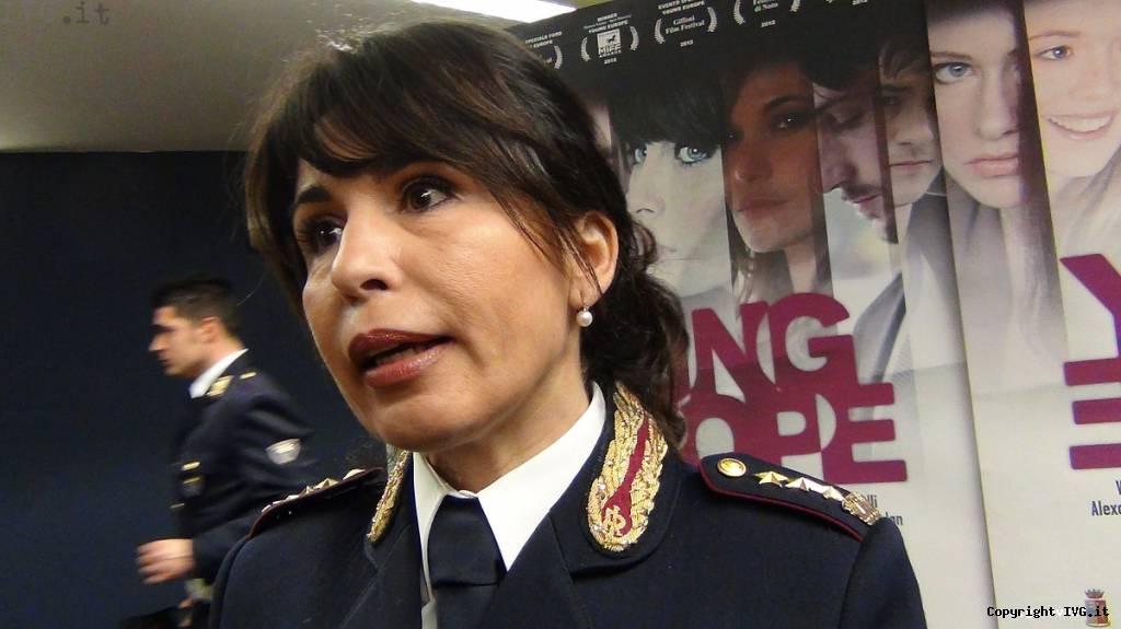 Alessandra Bucci, Genova