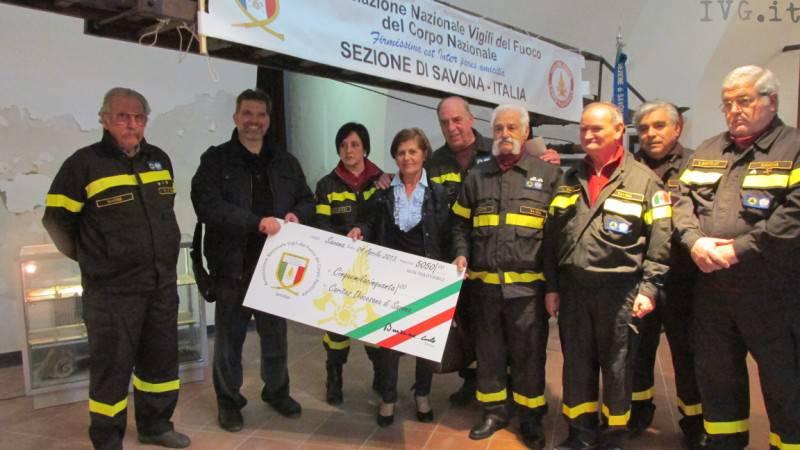 associazione nazionale vigili del fuoco