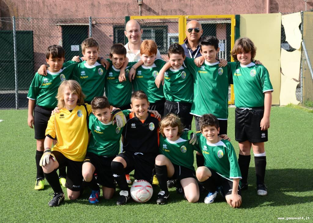 athletic club genova calcio baby
