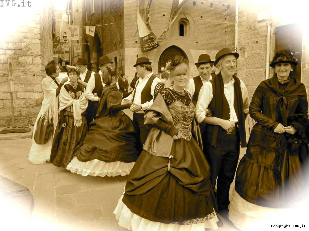 Balli Ottocenteschi ad Albenga