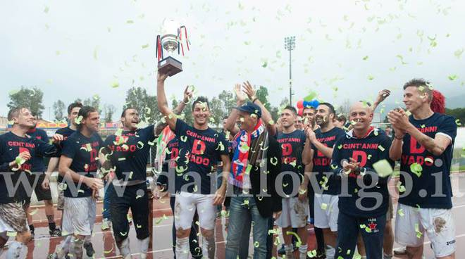 Calcio Vado Veloce 2013