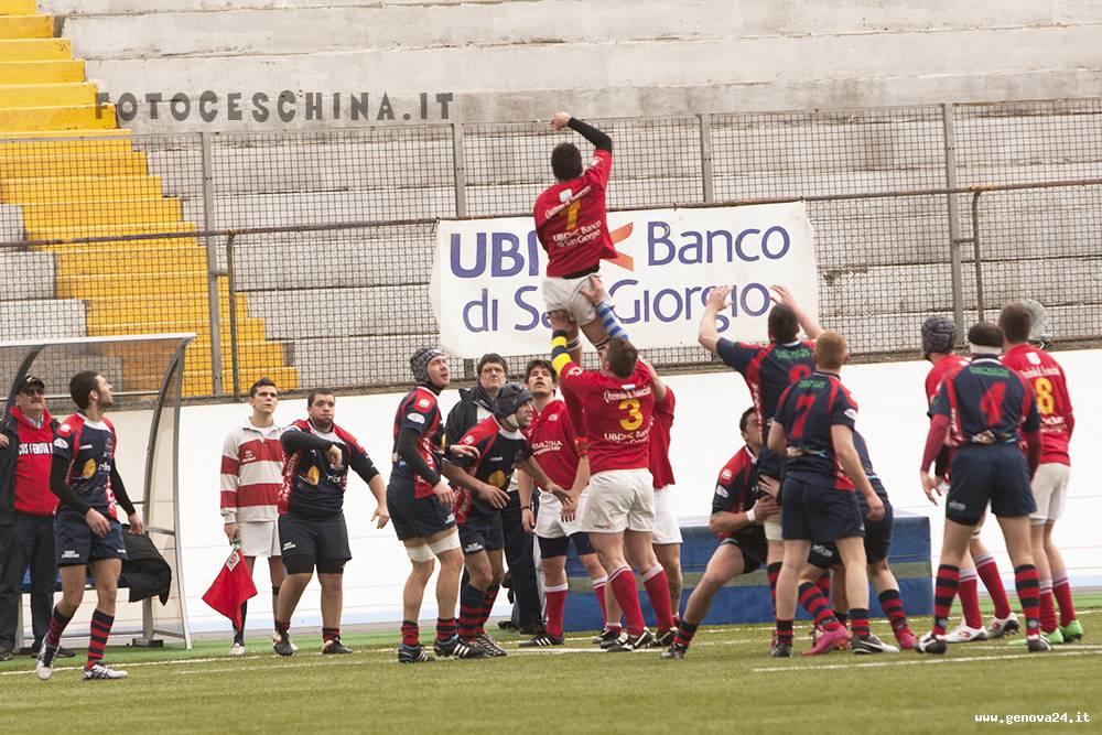 Cus Genova Rugby under 23