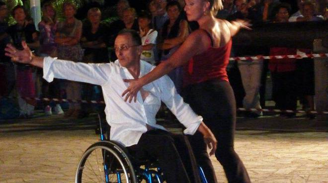 danza moderna in carrozzina Soul Dance