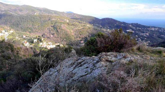Escursione Celle Ligure