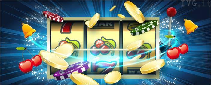 gioca alle slot machine