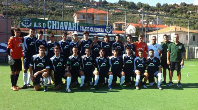 Juniores nazionale Chiavari Caperana