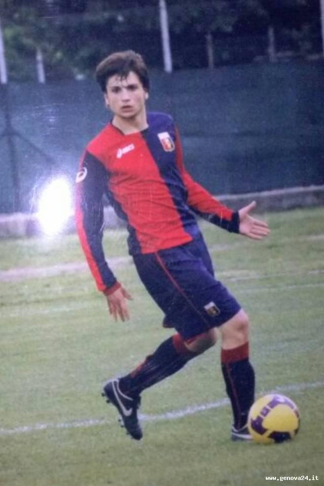 Luigi Volpe Bogliasco calcio