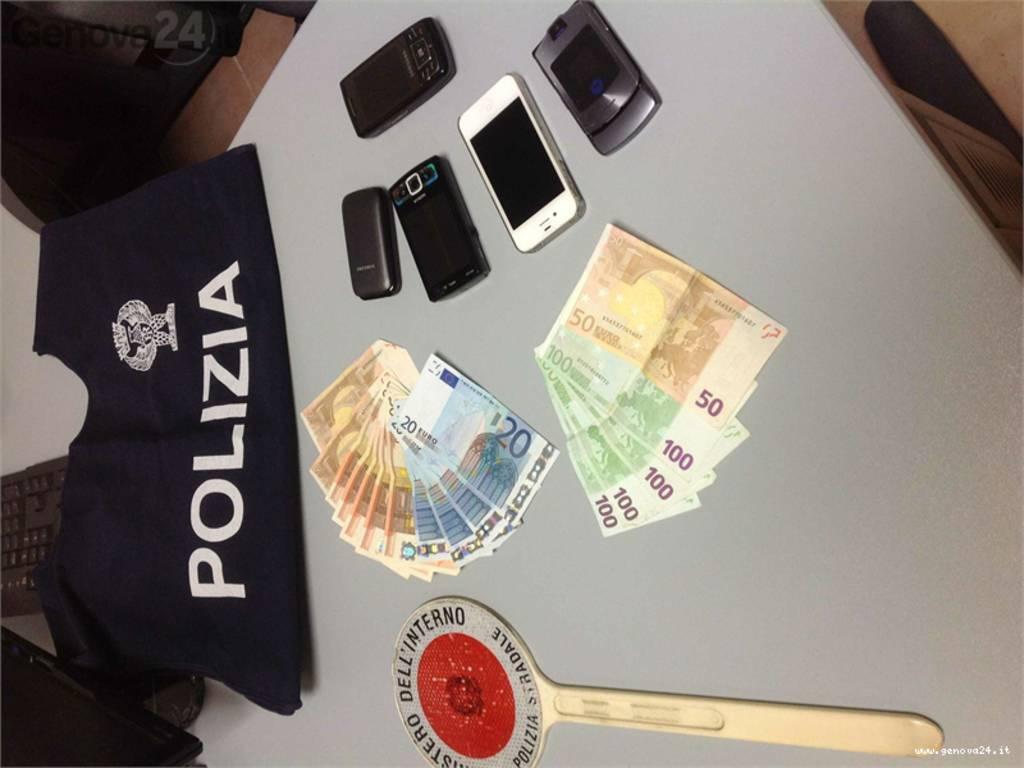 polizia stradale soldi