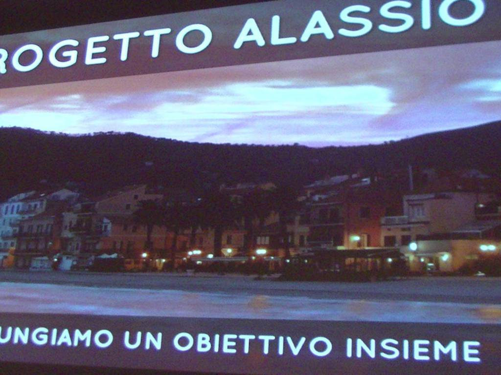 progetto Alassio