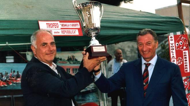 Ruggero De Gregori e Luciano Buonfiglio