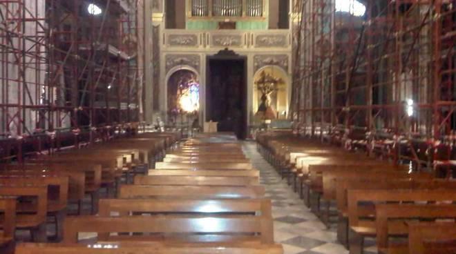 San Nicolò lavori Pietra
