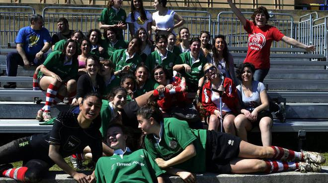 Savona Rugby femminile