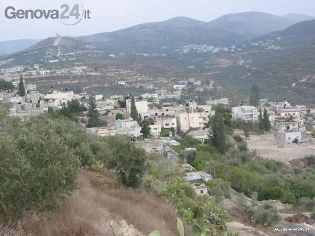 sebastia palestina